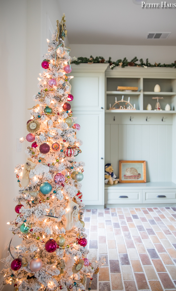 Pink Pastels Christmas Tree