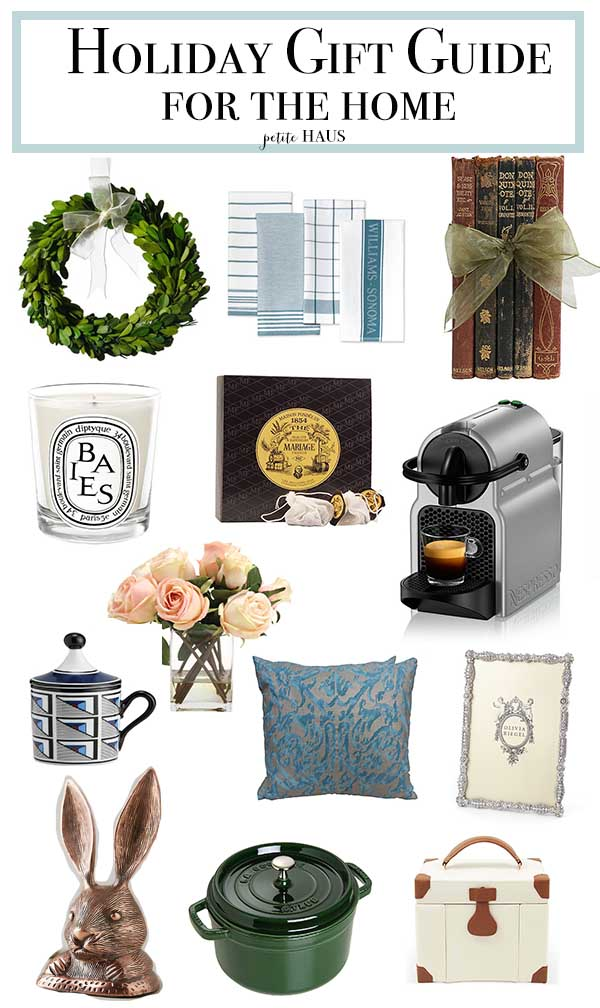 Christmas/Holiday Gift Guide for the Home
