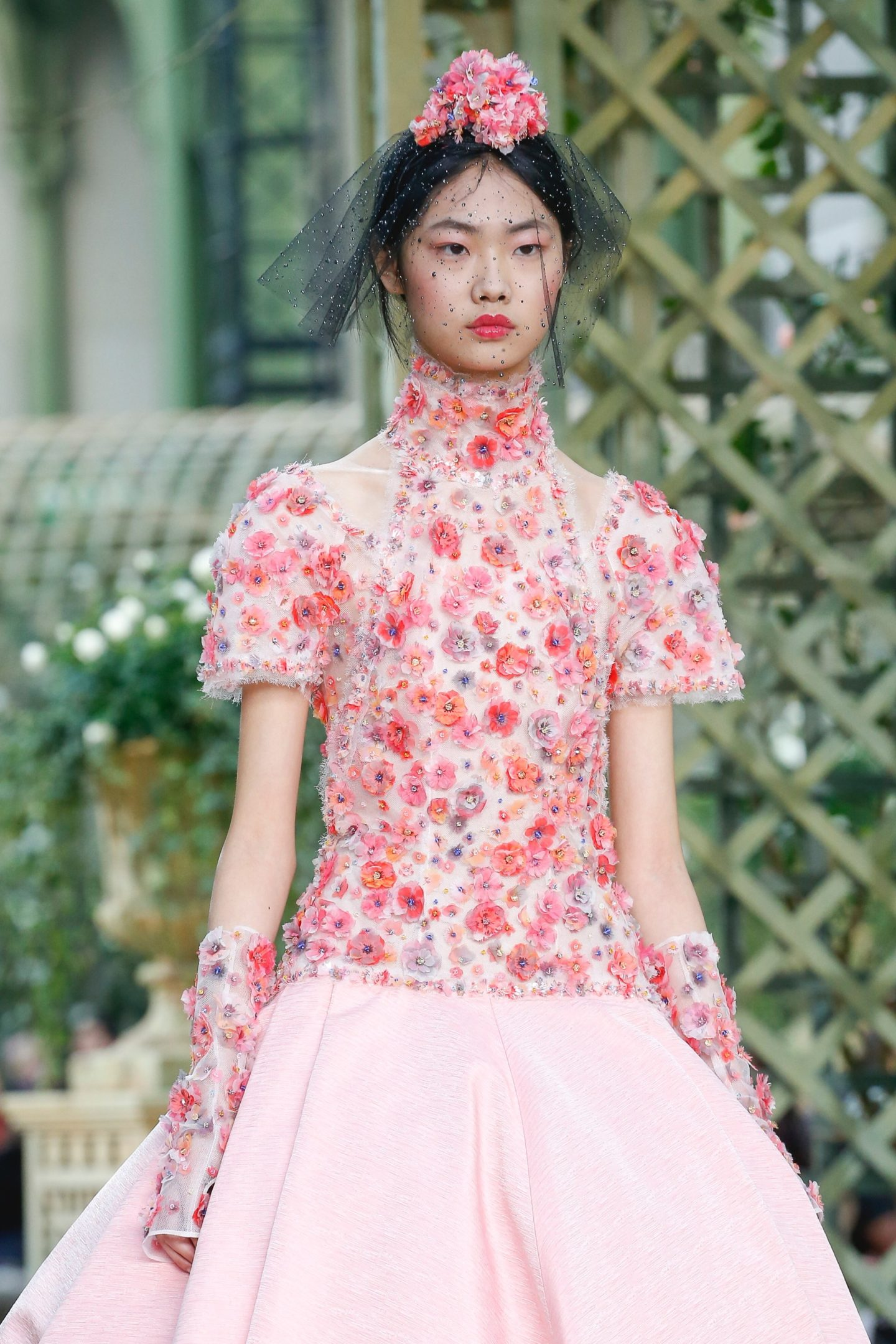 Chanel Couture Spring 2018