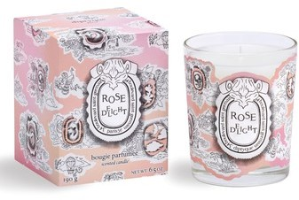 Rose Delight candle