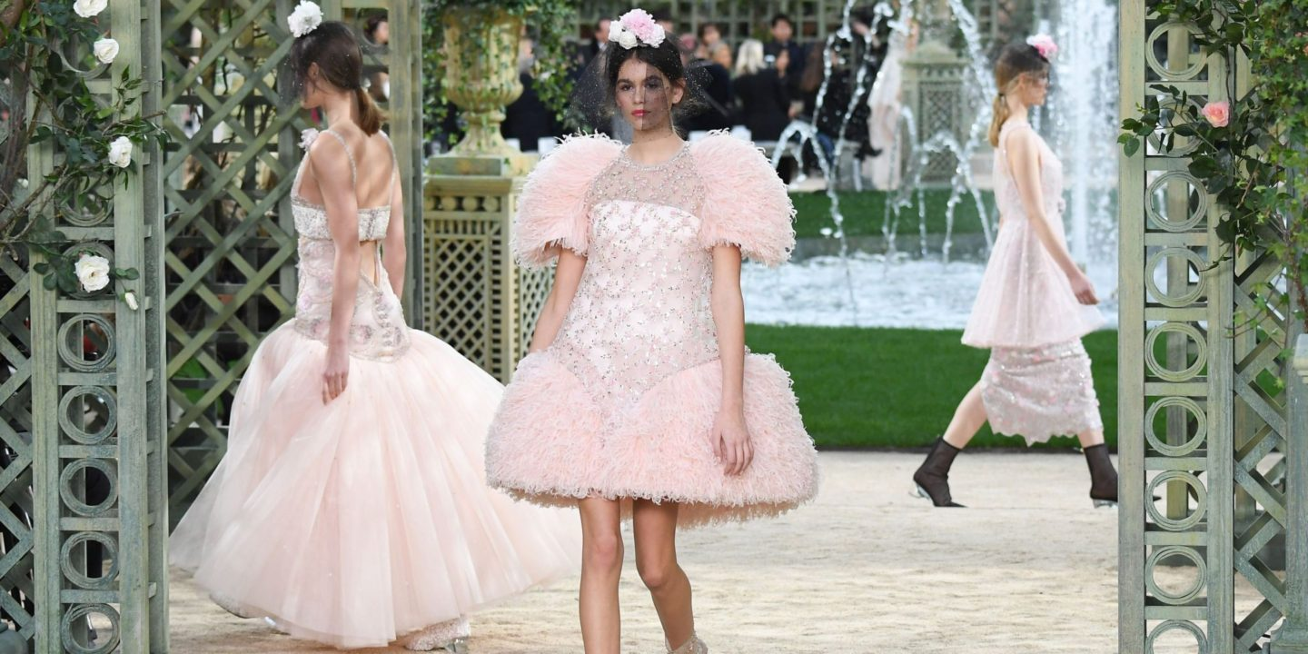 Chanel spring 2018 couture friday favorites petite haus for What does couture mean in french