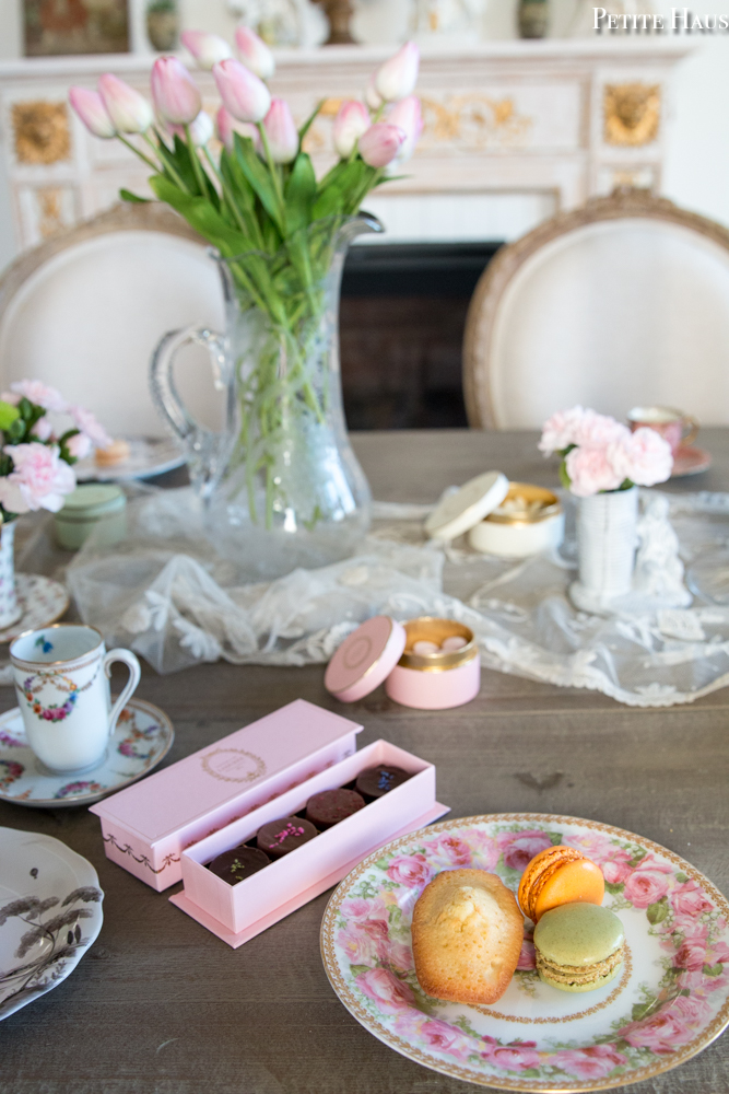 Tea Party Idea perfect for Bridal Showers!