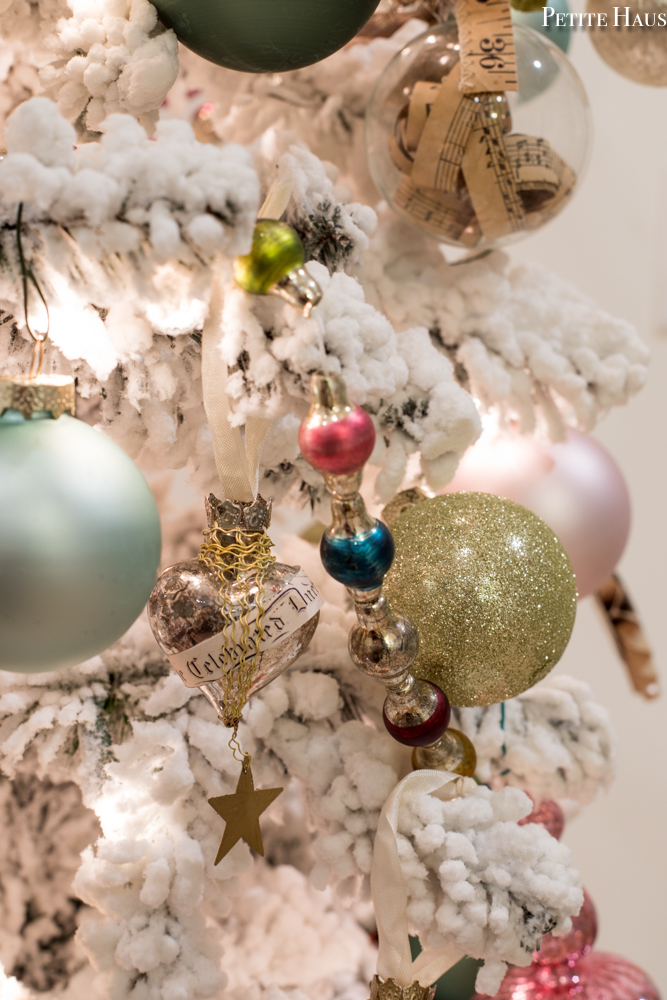 French Country Christmas Decor Home Tour Part 1 Petite Haus