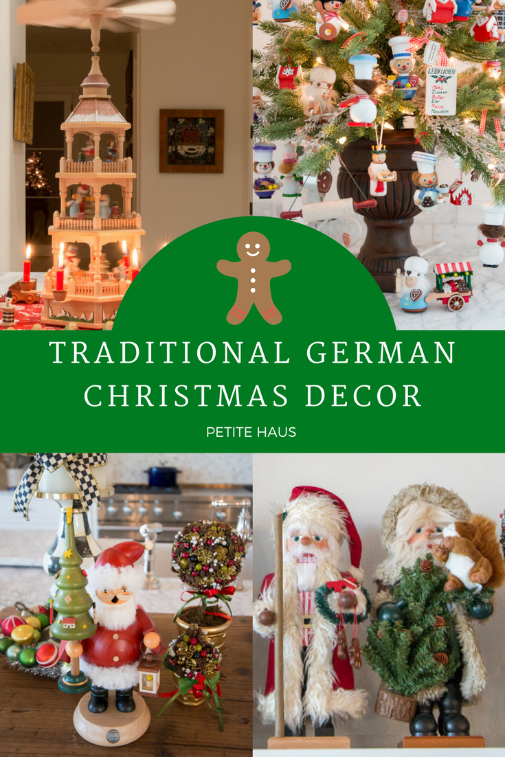 german christmas decor - Traditional German Christmas Decorations