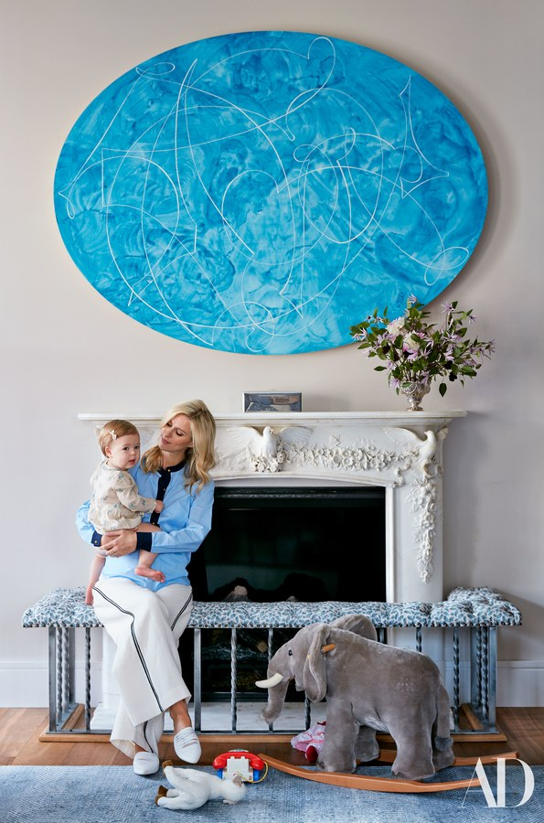 Inside James And Nicky Hilton Rothschild S Ny Home