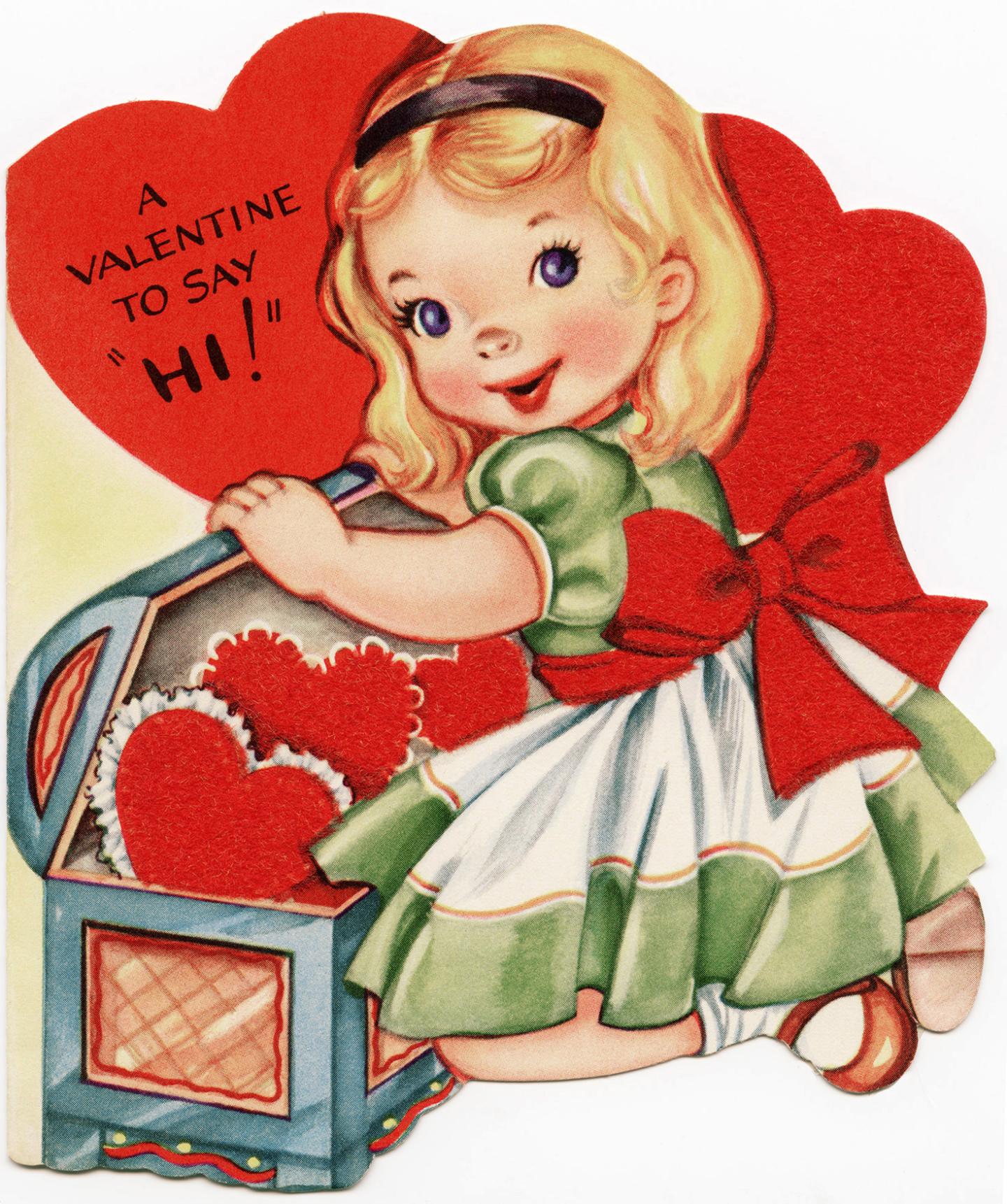Vintage Valentine S Day Tea Party Petite Haus