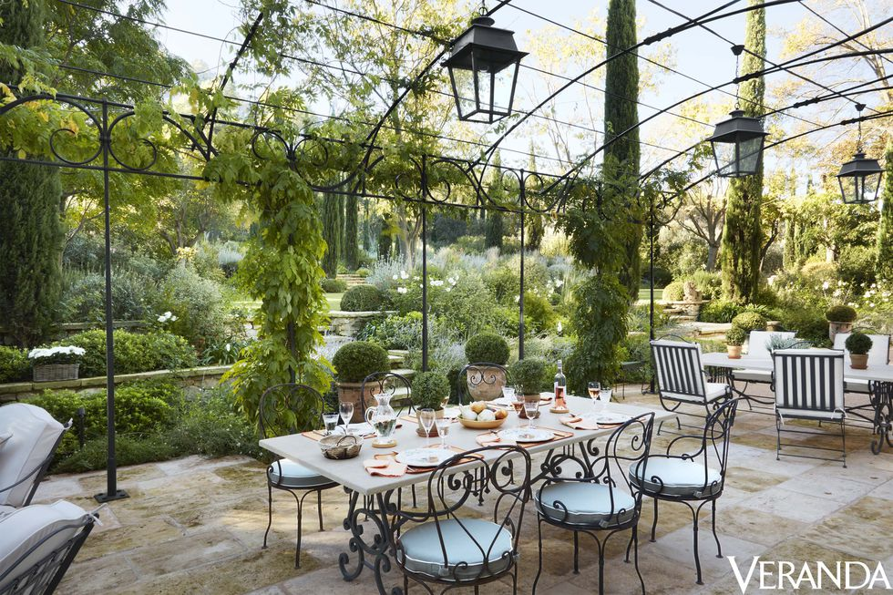 Bunny Williams Provence Farmhouse Petite Haus