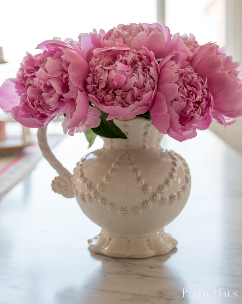 Everything You Need To Know About Cut Peony Care Petite Haus