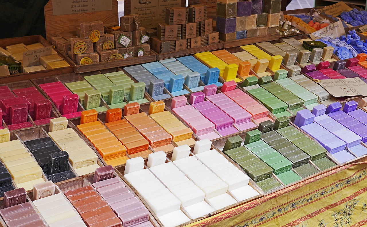 french soap