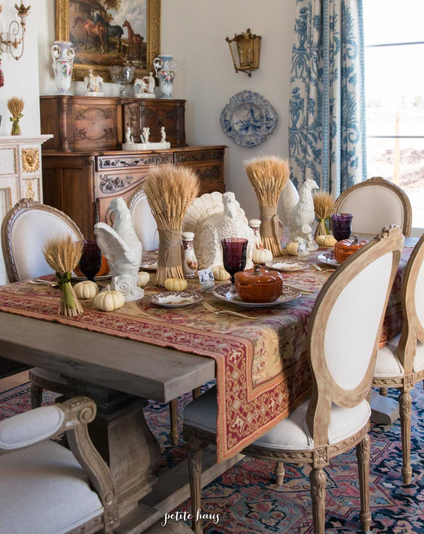 Lovely Thanksgiving Table Ideas