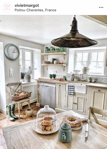 French Country Decor Inspiration Ideas